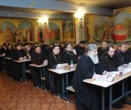 Состоялось годичное епархиальное собрание Павлодарской епархии