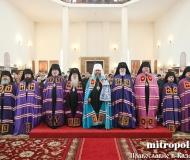 Праздник Введения во храм Пресвятой Богородицы в столице Казахстана