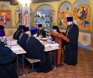 В Павлодаре состоялось итоговое Епархиальное собрание Павлодарской епархии