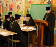 В Павлодаре состоялось итоговое Епархиальное собрание Павлодарской и Экибастузской епархии